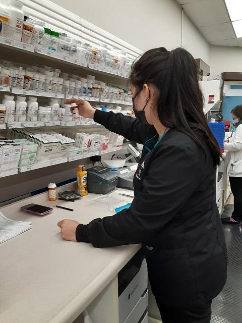 Pharmacy Technician2 020521 Academic Affairs ~ 02/05/21