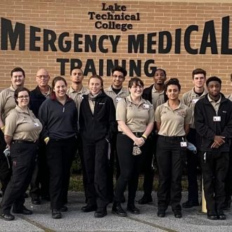 EMT Graduation 2 032621