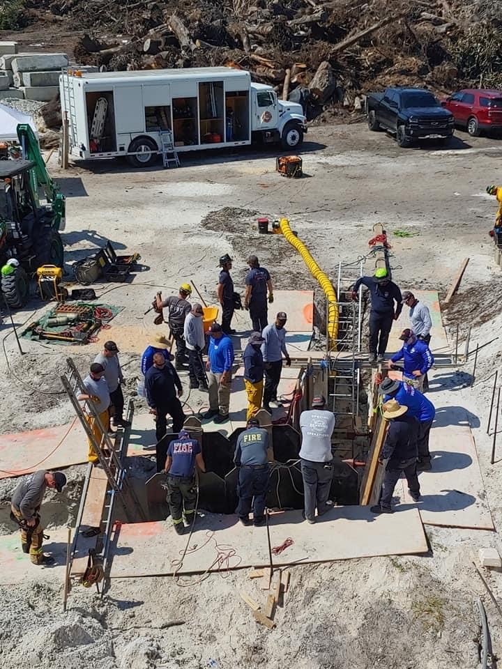 Trench Rescue 1 041621 Academic Affairs ~ 04/16/21
