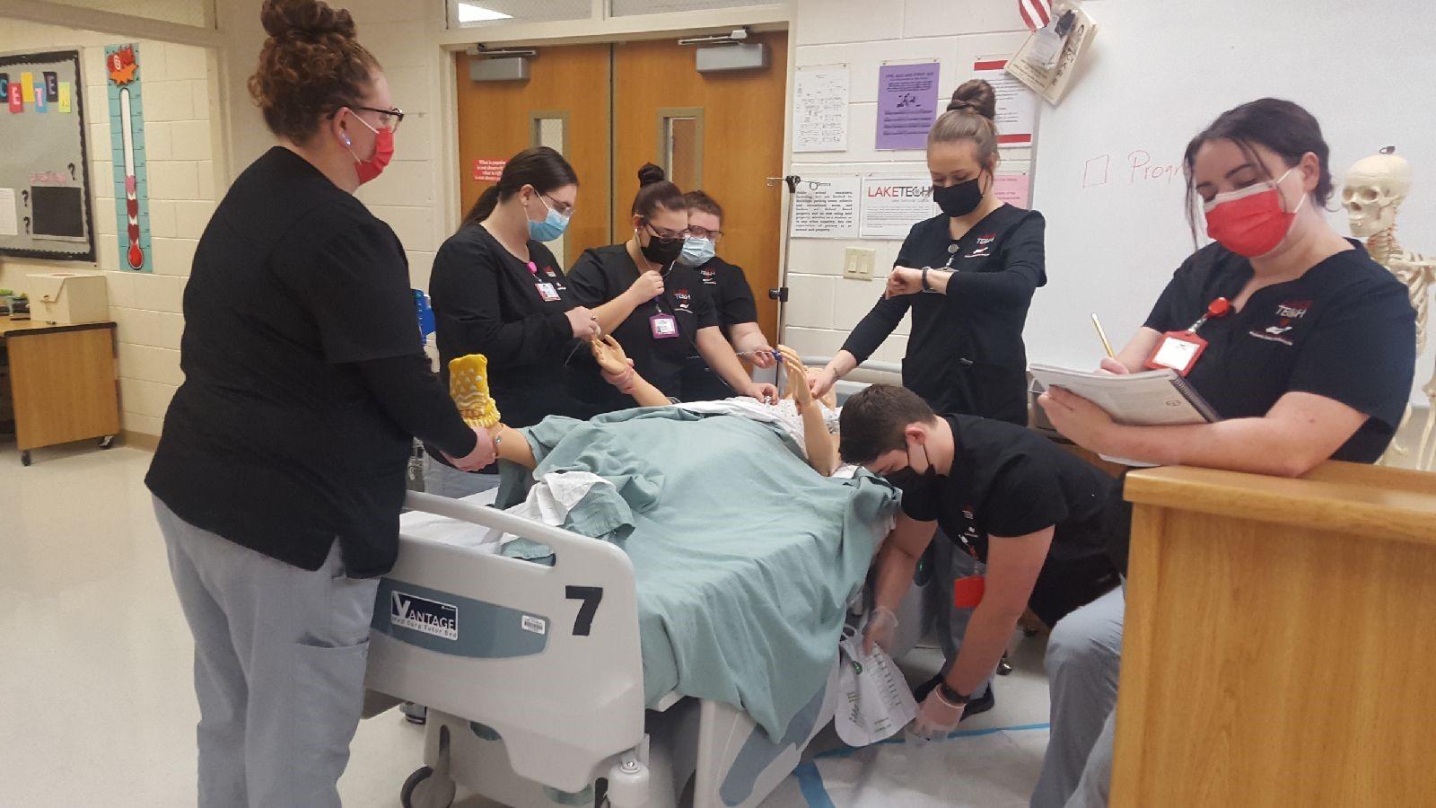 Patient Care Tech3 091521 Academic Affairs ~ 09/15/21