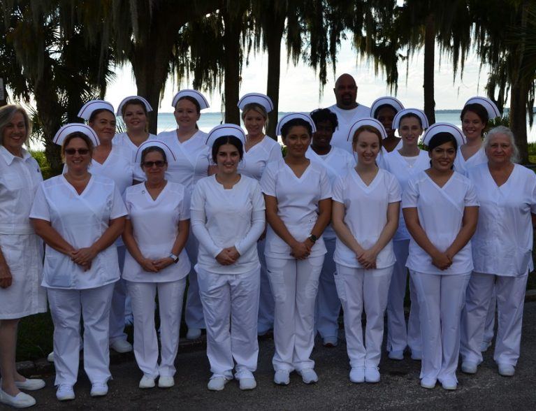 Practical Nursing Capping and Pinning 100621